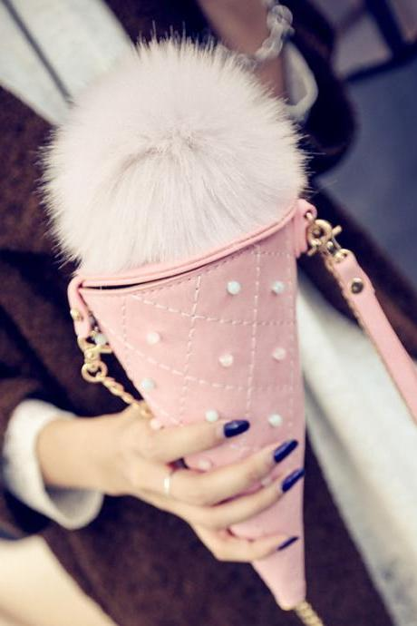 4 Colors Lolita Kawaii Ice-cream Bag LK16011805